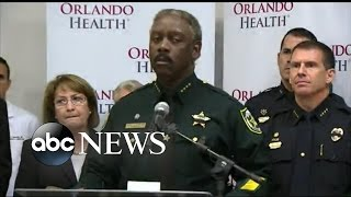 Orlando Police Sergeant Killed in Line of Duty; Manhunt Underway for Suspect