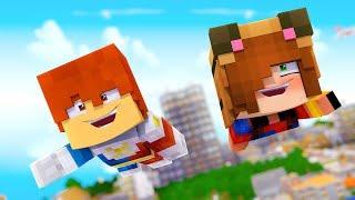 Minecraft Daycare - SUPERHERO TRAINING !? (Minecraft Roleplay)