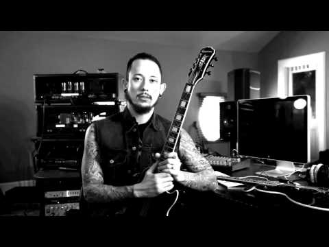 Epiphone and Trivium&#039;s Matt Heafy present the Ltd. Ed. Matt Heafy Les Paul Custom