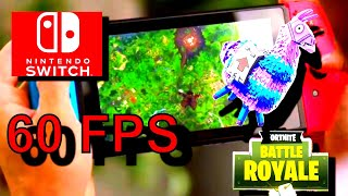 Trucos para mejorar fps en fortnite Nintendo switch