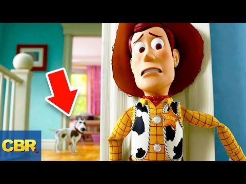10 Hidden Easter Eggs In Popular Movies We Never Noticed (Toy Story, Star Wars, The Dark Knight)