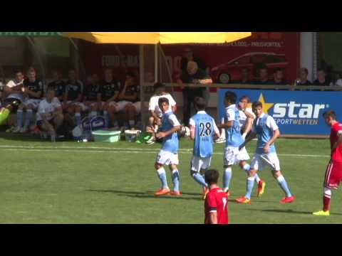 PRE-SEASON: CARDIFF CITY 3-2 TSV 1860 MUNICH
