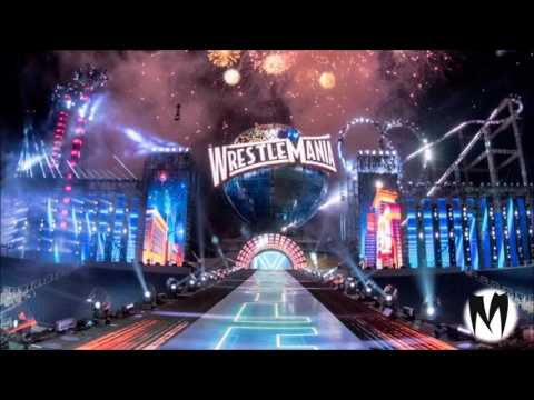 Wrestlemania 33 Theme Song - Greenlight - Pitbull (feat  Flo Rida, LunchMoney Lewis)