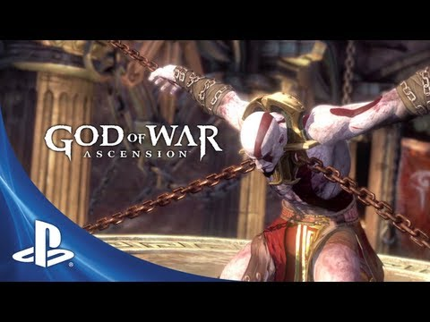 God of War: Ascension ya está a la venta