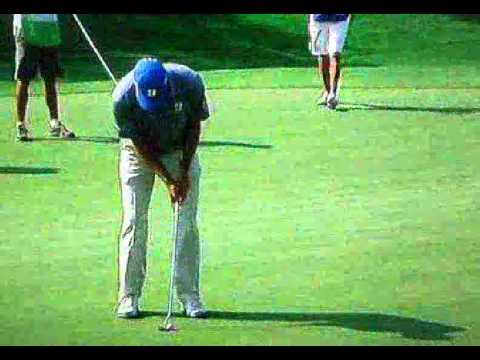 Matt Kuchar's Putting Method