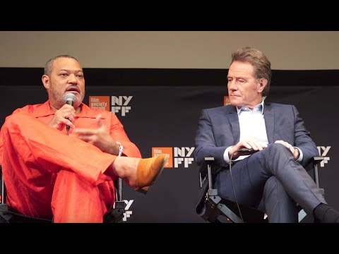 Richard Linklater & Cast | 'Last Flag Flying' Press Conference | NYFF55