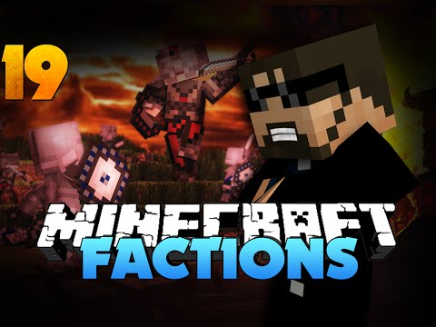 Minecraft Factions 19 - EASY MCMMO LEVELS