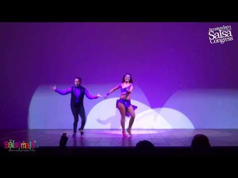 Ozhan Oguz & Ebru Cınaroglu Dance Performance | AISC 2016