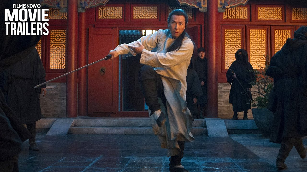 Donnie Yen stars in Crouching Tiger, Hidden Dragon: Sword Of Destiny - Trailer #2