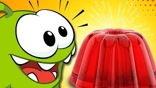 OM NOM STORIES - Wibble Wobble Jelly | Funny cartoons LIVE 🔴