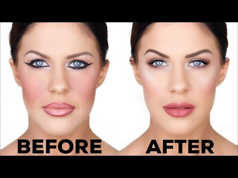 MAKEUP MISTAKES THAT AGE YOU!!! MAKEUP DO'S AND DON'TS!!
