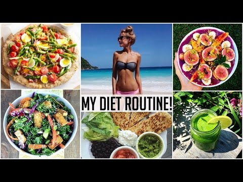 HOW TO GET HEALTHY! My Diet Tips