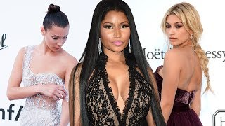 9 BEST Dressed Celebs At 2017 Cannes amfAR Gala