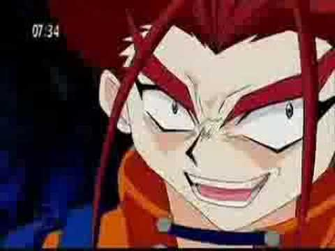 Beyblade G-Revolution Episode 14