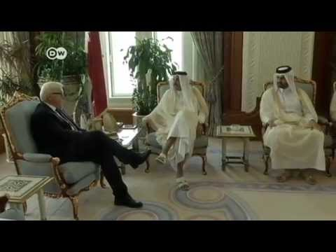 Steinmeier urges better conditions in Qatar | Journal