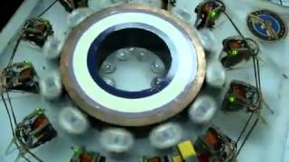 How SEG Searl Effect Generator produce electricity