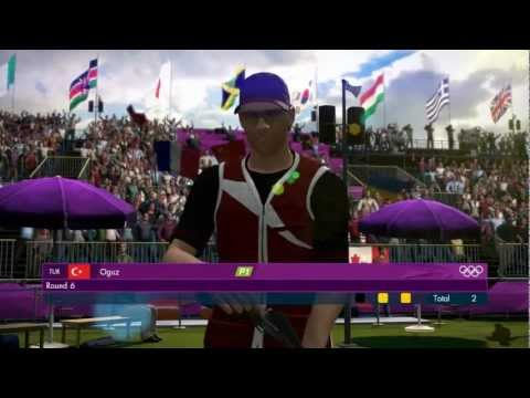 London 2012 The Olympic Games I MADALYA DELİSİ 2