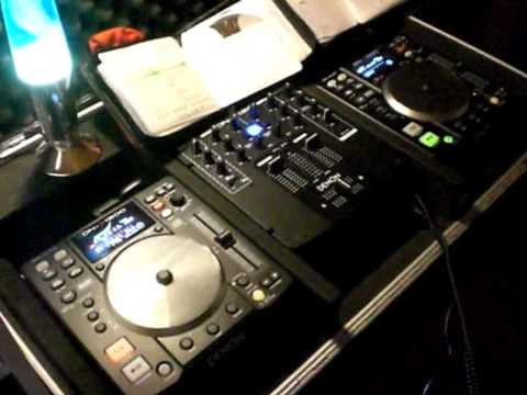 mix deep house denon dns 1200