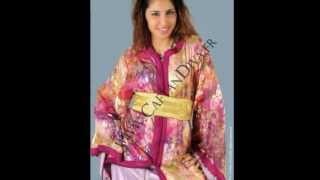 CaftanDiva fr présente sa collection de caftan  takchita et djellaba marocain 2013.mp4