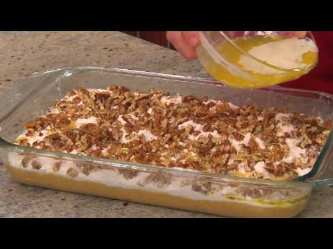 How to Make Praline Pumpkin Dessert