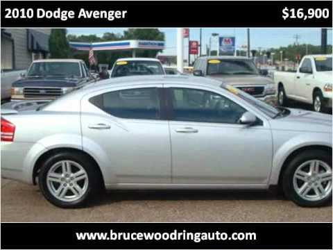 2010 Dodge Avenger Used Cars Henderson KY