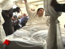 Raw Video: World's Heaviest Man Marries