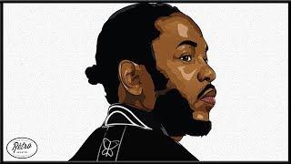 """Kendrick Lamar Type Beat - """"Blue Mood"""" ft Isaiah Rashad   Hip Hop Instrumental   Relaxing Rap Beat"""