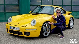 The Ruf CTR Yellowbird is the Rebirth of a LEGEND!