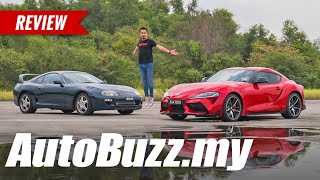2019 Toyota Supra full in-depth review - AutoBuzz.my