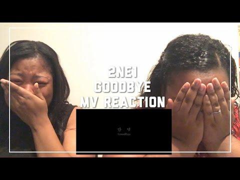2NE1 GOODBYE MV REACTION [ #NEVERSAYGOODBYE2NE1 ]