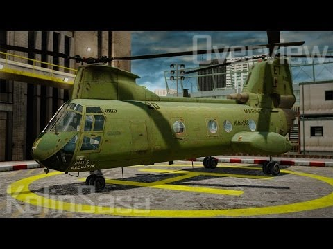 Boeing CH-46D Sea Knight