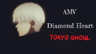 Alan Walker - Diamond heart [AMV]