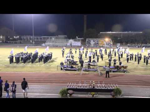 Porter Ridge High School Marching Band of Pirates - North Iredell Competition 2013