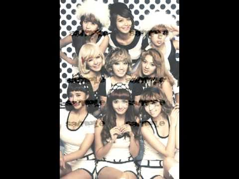Snsd Hoot Video Ringtone For Iphone 3gs, Iphone4 video