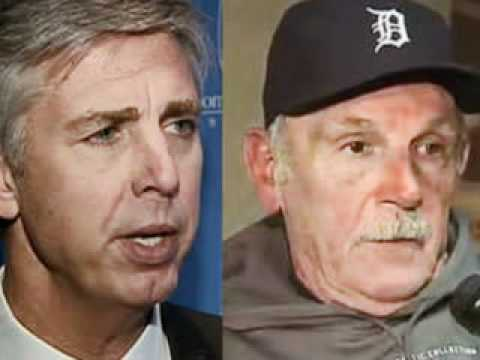 Detroit Tigers extend contracts of Dave Dombrowski and Jim Leyland