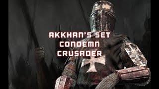 Diablo 3 - Season 15 Holy Condemn Crusader GR 100+ SOLO