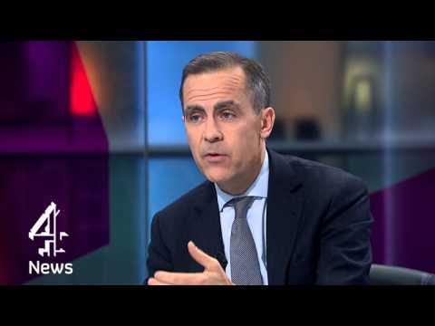 Mark Carney on Help to Buy scheme and housing market