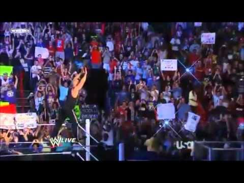 The Rock (Dwayne Johnson) WWE Illuminati