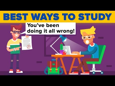 Scientifically Proven Best Ways to Study