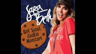 SaraBeth Girl Scout Cookie Monster