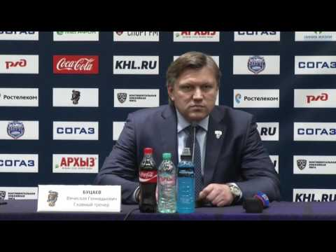 Сочи – Металлург Мг. Пресс-конференция тренеров