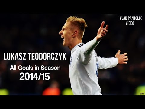 Lukasz Teodorczyk - All Goals in Season 2014/15
