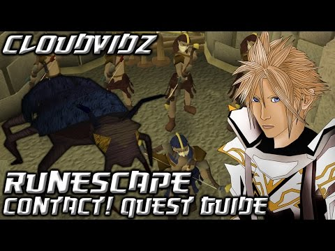 Runescape Contact! Quest Guide HD Review Thumbnail