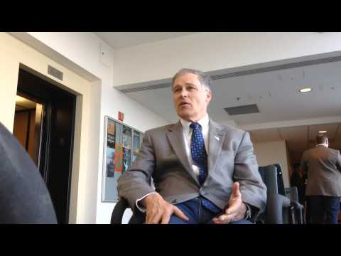 Interview With Gov. Jay Inslee