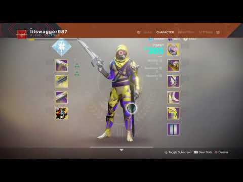 Destiny 2 With Tha Amigoz #1 (SWEEP with LRG_Stamp2324)