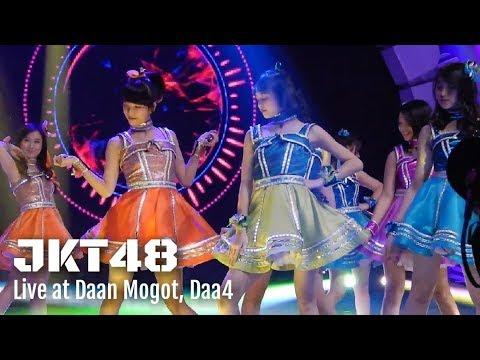 Download JKT48 - High Tension   Live at Daan Mogot Mp4 baru