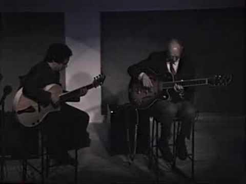 George Van Eps and Howard Alden - Moonglow