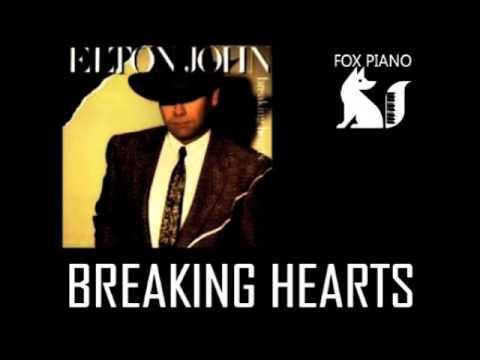 Elton John - Breaking Hearts (Ain