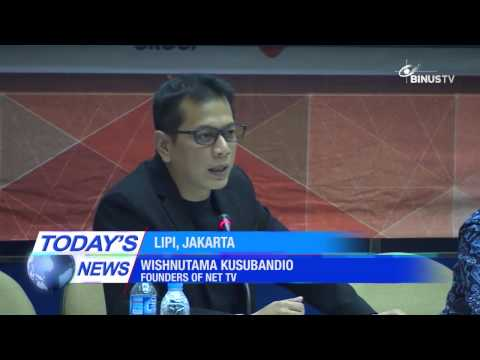 [Coverage] Observing Television Rating Seminar by ISKI Jakarta