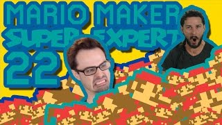 Mario Maker - Don't Let Your Dreams Be Dreams | Super Expert #22